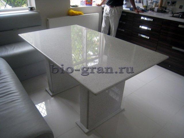 Столы из искусственного камня для кухни цена
